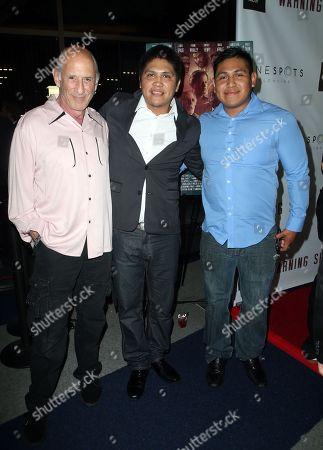 Richard Portnow, Johnny Ortiz, Jessie Ortiz