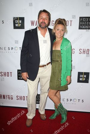 Editorial photo of 'Warning Shot' film premiere, Los Angeles, USA - 06 Sep 2018