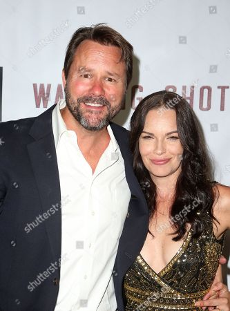 Stock Image of Will Wallace, Tammy Blanchard