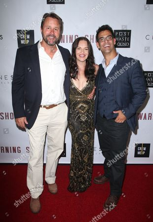 Stock Photo of Will Wallace, Tammy Blanchard, Spero Stamboulis