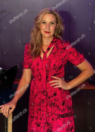 Cast member Cassie Beck