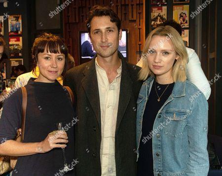 Claire Lamb, Ben Lloyd-Hughes and Emily Berrington
