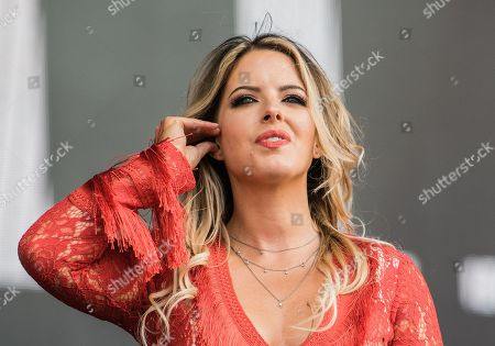 Crissie Rhodes of The Shires