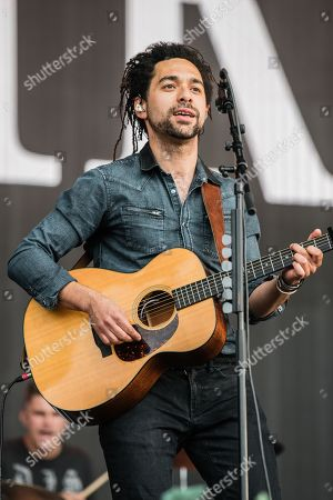Ben Earle of The Shires