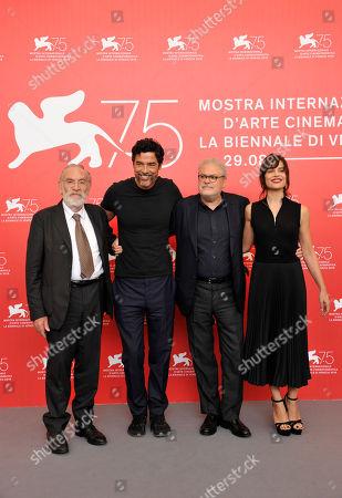 Renato Carpentieri, Alessandro Gassman, Roberto Ando Micaela Ramazzotti