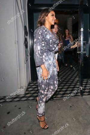 Tinashe at Craig's Restaurant