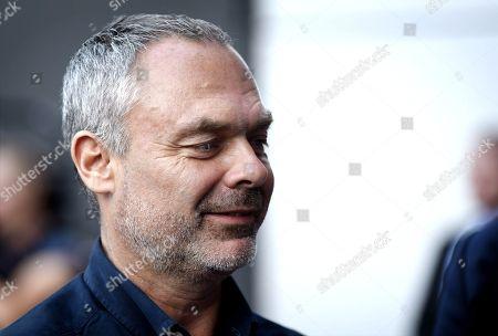 Jan Bjorklund, leader of the Liberals