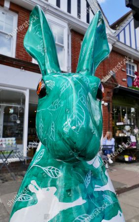Hare designed by the actress Penelope Keith