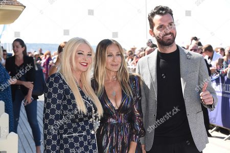 Editorial image of Sarah Jessica Parker photocall, 44th Deauville American Film Festival, France - 07 Sep 2018