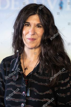 US director Debra Granik poses for the photographers during the photocall for 'Leave No Trace' during the 44th Deauville American Film Festival, in Deauville, France, 07 September 2018. The festival runs from 31 August to 11 September.