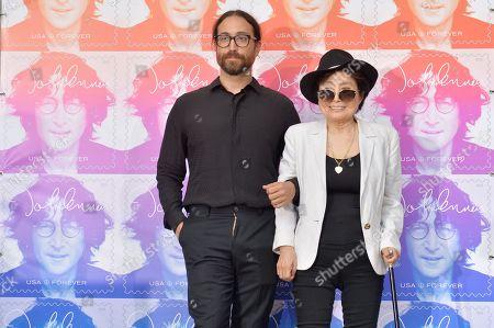 Yoko Ono, Sean Lennon