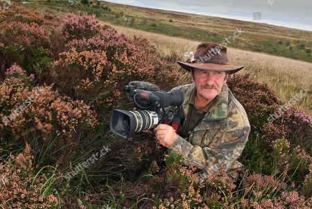 Johnny Kingdom on Exmoor