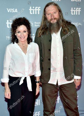 Gillian Berrie and David Mackenzie