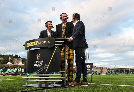 Editorial image of Guinness PRO14, Scotstoun, Scotland  - 07 Sep 2018