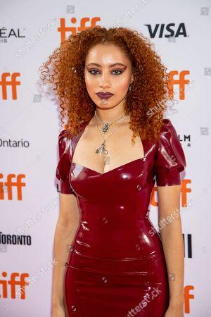 Editorial picture of 'Teen Spirit' premiere, Toronto International Film Festival, Canada - 07 Sep 2018