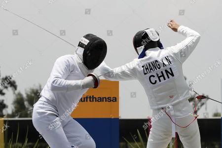 Editorial image of Modern Pentathlon World Championship in Mexico City - 07 Sep 2018