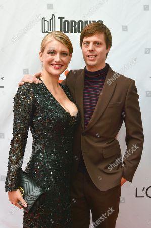 Charlotte Vandermeersch and Felix Van Groeningen