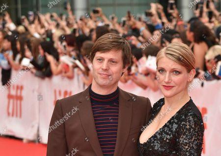 Felix Van Groeningen and Charlotte Vandermeersch