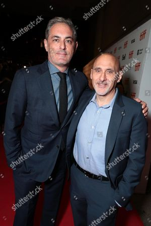 John Lesher, Producer, and Jeffrey Robinov, Producer,