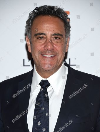 "Brad Garrett attends the premiere for ""Gloria Bell"" on day 2 of the Toronto International Film Festival at the Princess of Wales Theatre, in Toronto"