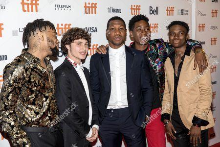 Editorial image of 'White Boy Rick' premiere, Toronto International Film Festival, Canada - 07 Sep 2018