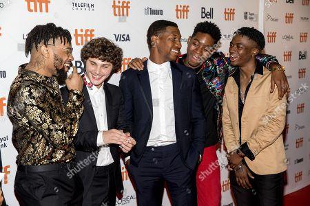 Editorial picture of 'White Boy Rick' premiere, Toronto International Film Festival, Canada - 07 Sep 2018