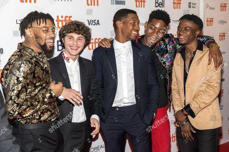 Editorial photo of 'White Boy Rick' premiere, Toronto International Film Festival, Canada - 07 Sep 2018