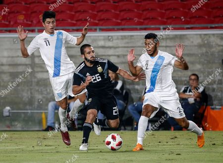 Editorial picture of Argentina Guatemala Soccer, Los Angeles, USA - 07 Sep 2018