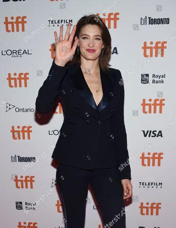 "Editorial picture of 2018 TIFF - ""Nekrotronic"" Premiere, Toronto, Canada - 07 Sep 2018"