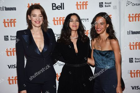 "Editorial image of 2018 TIFF - ""Nekrotronic"" Premiere, Toronto, Canada - 07 Sep 2018"