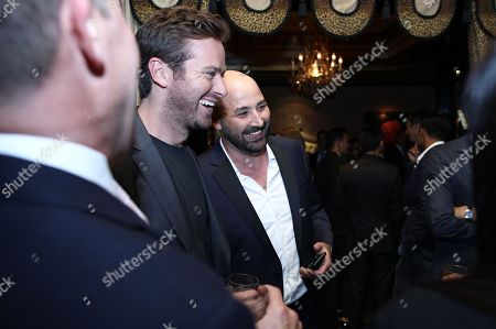 Armie Hammer and Anthony Maras, Writer/Director/Executive Producer