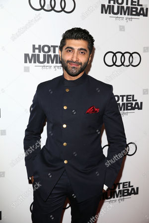 Editorial picture of 'Hotel Mumbai' After Party sponsored by Audi, Toronto International Film Festival, Canada - 07 Sep 2018