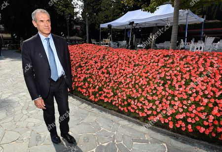 Italian economist Carlo Cottarelli of the Catholic University of the Sacred Heart attends the Ambrosetti Economical Forum in Cernobbio, Italy, 08 September 2018. The 44th edition of the forum with its title 'Intelligence on the World, Europe, and Italy' is held from 07 to 09 September and gathers heads of state and government, top representatives of European institutions, ministers, Nobel prize winners, businessmen, managers and experts from around the world to discuss global political and economical topics.