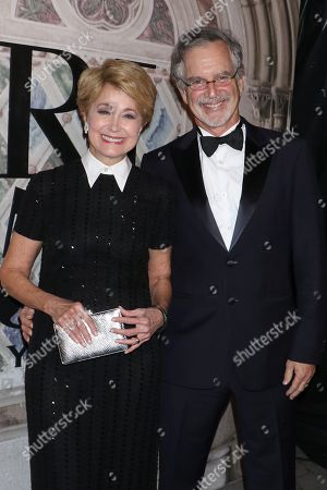 Jane Pauley and Garry Trudeau