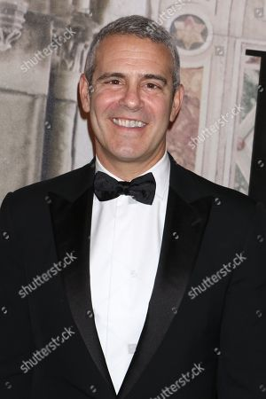 Stock Picture of Andy Cohen