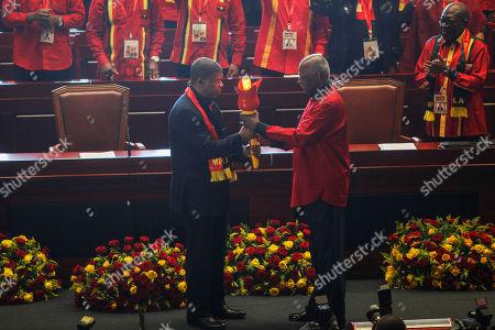 Editorial picture of Angola: 6th MPLA Extraordinary Congress, Luanda - 08 Sep 2018