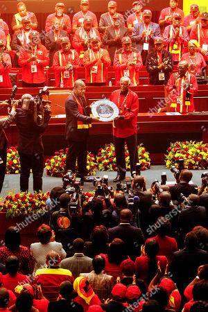 Editorial image of Angola: 6th MPLA Extraordinary Congress, Luanda - 08 Sep 2018