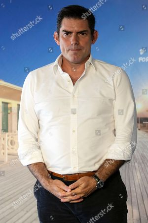 US director Chris Weitz poses for the photographers during the photocall for 'Operation Finale' during the 44th Deauville American Film Festival, in Deauville, France, 08 September 2018. The festival runs from 31 August to 11 September.