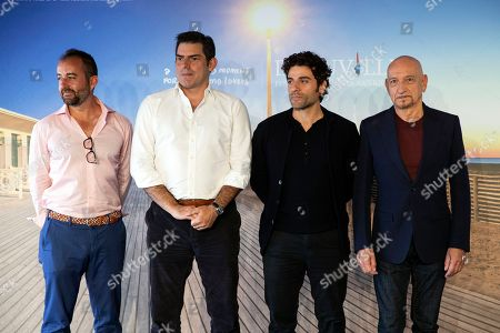 Editorial picture of Operation Finale - Photocall - 44th Deauville American Film Festival, France - 08 Sep 2018