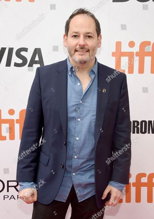 "Tom Donahue attends the premiere for ""This Changes Everything"" on day 3 of the Toronto International Film Festival at Roy Thomson Hall, in Toronto"