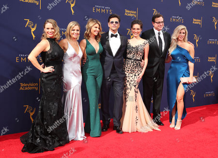 Editorial photo of Creative Arts Emmy Awards, Arrivals, Los Angeles, USA - 08 Sep 2018