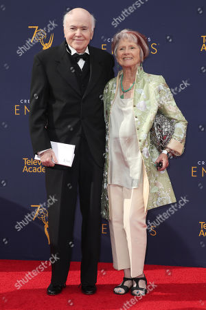 Walter Koenig and Judy Levitt