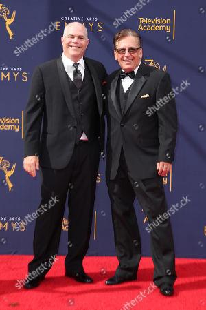 Patrick Clark and Jim Fitzpatrick