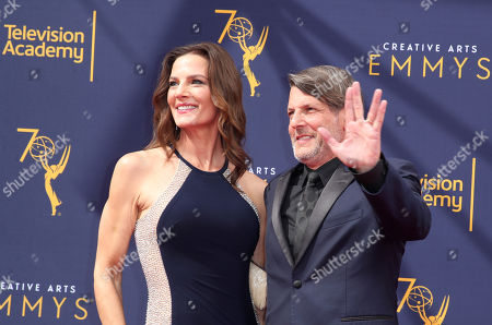 Editorial picture of Creative Arts Emmy Awards, Arrivals, Los Angeles, USA - 08 Sep 2018