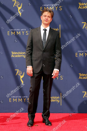 Editorial image of Creative Arts Emmy Awards, Arrivals, Los Angeles, USA - 08 Sep 2018