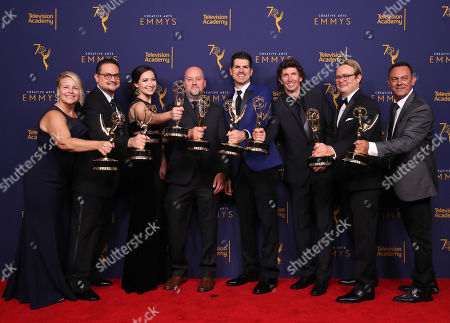 Bradley North, Craig Henighan, Tiffany S. Griffith, Jordan B. Wilby, David Werntz, Antony Zeller, Zane Bruce and Lindsay Pepper