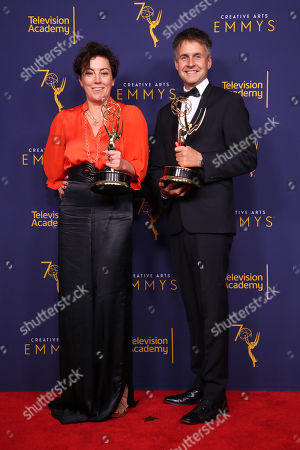 Nina Gold and Robert Sterne