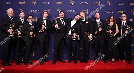 Justin Roiland, Dan Harmon and 'Rick and Morty'