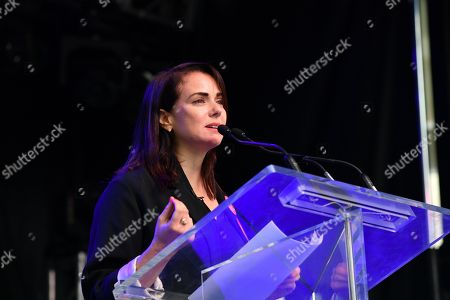 Mia Kirshner, co-founder of Aftermetoo
