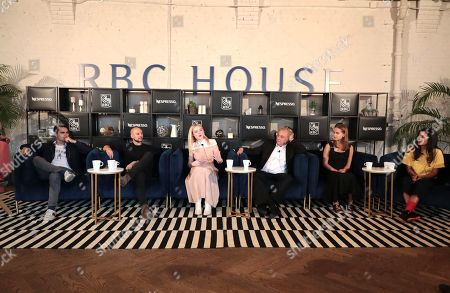 Max Minghella, Writer/Director, Fred Berger, Producer, Elle Fanning, Zlatko Buric, Clara Rugaard-Larsen, Autumn Durald, Cinematographer